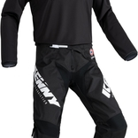 Dětský dres Kenny Track Raw 21 - Černá