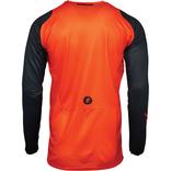 Dětský dres Thor Pulse Racer - Oranžová/Bílá/Modrá/Černá