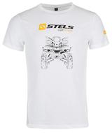 Tričko Stels Club Official-Bílé