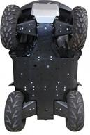 Kompletní plastové zakrytí podvozku Suzuki King Quad 700 a 750 bez EPS
