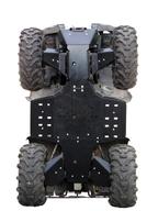 Kompletní plastový kryt podvozku pro Yamaha Grizzly (-2013)