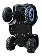 Kompletní plastový kryt podvozku pro Yamaha Grizzly (2014-2015)