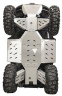 Kryt podvozku Goes 450i/550i Iron/Cobalt (krátká verze). Včetně krytů ramen a nášlapů