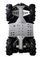 Kompletní kryt podvozku na Can Am Outlander 500 + 800 Max do roku 2012 Generace I