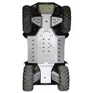 Kompletní kryt podvozku na ATV Goes 520 MAX, včetně zakrytí nášlapů a ramen