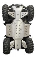 Kompletní kryt podvozku na ATV Goes 520 (krátká verze), včetně zakrytí nášlapů a ramen