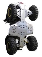 Kompletní kryt podvozku pro Can Am Renegade G2 800/1000 (-2012)
