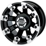 Alu disk na čtyřkolku Moose Utility 393X Gloss Black