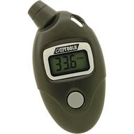 Digitální měřák tlaku pneumatik