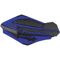 Chrániče rukou PowerMadd Sentinel (Černá/Modrá)