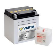 Baterie VARTA - YB30L-B (12V 30Ah), plus vpravo