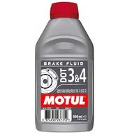 Brzdová kapalina Motul DOT 3 & 4. 0,5Ltr.