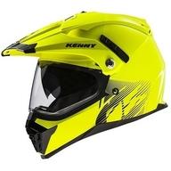 Přilba Kenny XTR 14 - Neonová žlutá