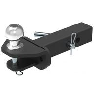 Univerzální adapter tažného zařízení - koule + čep