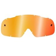 Náhradní plexi do brýlí Kenny Track-Red Iridium