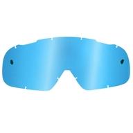 Náhradní plexi do brýlí Kenny Track-Blue Iridium