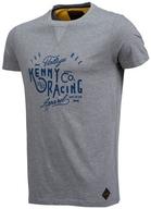 Bavlněné tričko s krátkým rukávem Kenny Vintage 17