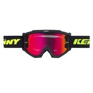 Motokrosové brýle Kenny Track+ 18 - Matná Černá