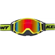 Motokrosové brýle Kenny Performance+ 19 - Černá/Neon/Žlutá