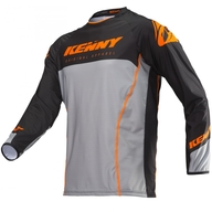 Dres Kenny Titanium 19-Orange/Grey
