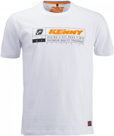 Tričko Kenny Lifestyle 19 White