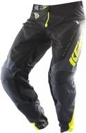 Pánské kalhoty Kenny Titanium 19-Neon/Yellow