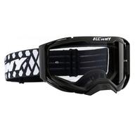 Motokrosové brýle Kenny Performance LVL 1 - Černá