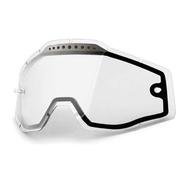 Náhradní plexi do brýlí Kenny Ventury - Double Clear (proti mlžení)