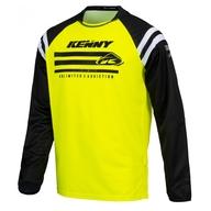 Dres Kenny Track Raw 21 - Neonově Žlutá