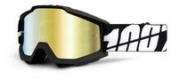 Motokrosové brýle 100% Tor Mirror Gold