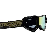 Motokrosové brýle Moose Racing - Qualifier Shade Black