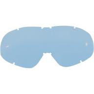 Náhradní modré plexi do motokrosových brýlí Moose Racing - Qualifier