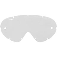 Náhradní plexi k dětským brýlím Moose Qualifier - čiré