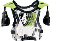 Dětský chránič těla Thor Quadrant Deflector Flo Green. Pro váhu dítěte 27-45kg