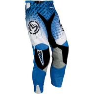 Dětské, značkové kalhoty na čtyřkolku, nebo motokros. Moose racing USA. Sahara blue