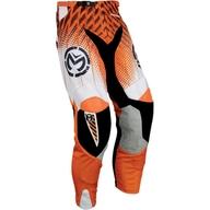 Dětské, značkové kalhoty na čtyřkolku, nebo motokros. Moose racing USA. Sahara orange
