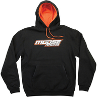 Mikina Moose Racing S17 VELOCTY BLACK