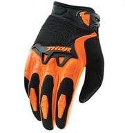 Značkové dětské rukavice na čtyřkolku, nebo motokros. Thor Spectrum Orange