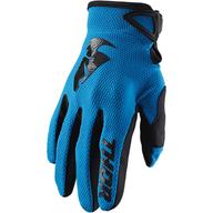 Dětské rukavice Thor Sector - Modrá