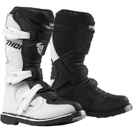 Dětské boty Thor Blitz XP - Bílá/Černá