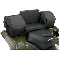 Kvalitní, textilní voděodolná brašna na čtyřkolku s integrovanou sedačkou