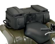 Velmi kvalitní zadní látkový box na čtyřkolku v černé barvě. Moose (USA)