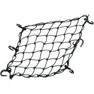 Síťka na připevnění nákladu k nosiči čtyřkolky (černá)