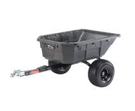Sklápěcí plastový vozík za čtyřkolku. Lehká a odolná konstrukce. Vyrobeno v USA.