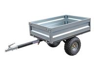 Sklápěcí vozík za čtyřkolku