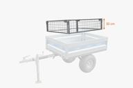 Nástavce 30cm k vozíku ARC-A04