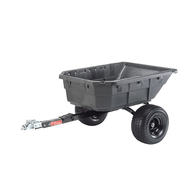 Sklápěcí vozík s odolnou plastovou korbou