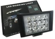 Pracovní kovový světlomet LED 36W, 9-32V