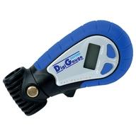 Digitální měřák tlaku pneumatik se světlem