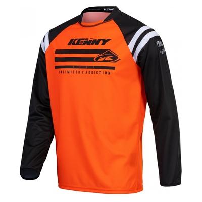 Dětský dres Kenny Track Raw 21 - Oranžová